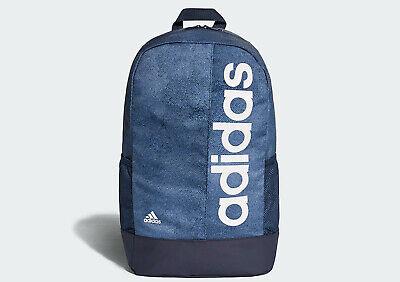 Adidas Linear Performance Backpack Bag school gym men women kids NEW LIMITED QTY