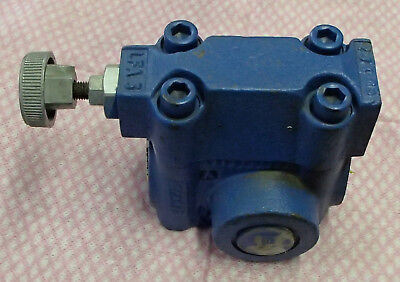 Vickers Hydraulic Valve No Id Tag Lfa5 New Used