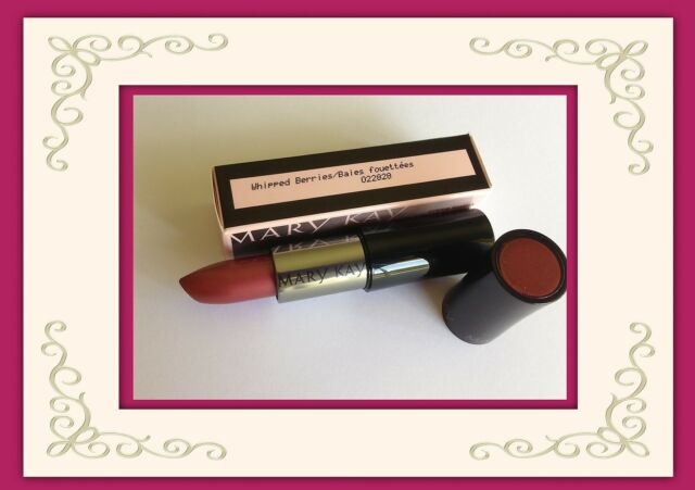mary kay creme lipstick WHIPPED BERRIES...going...going...gone...