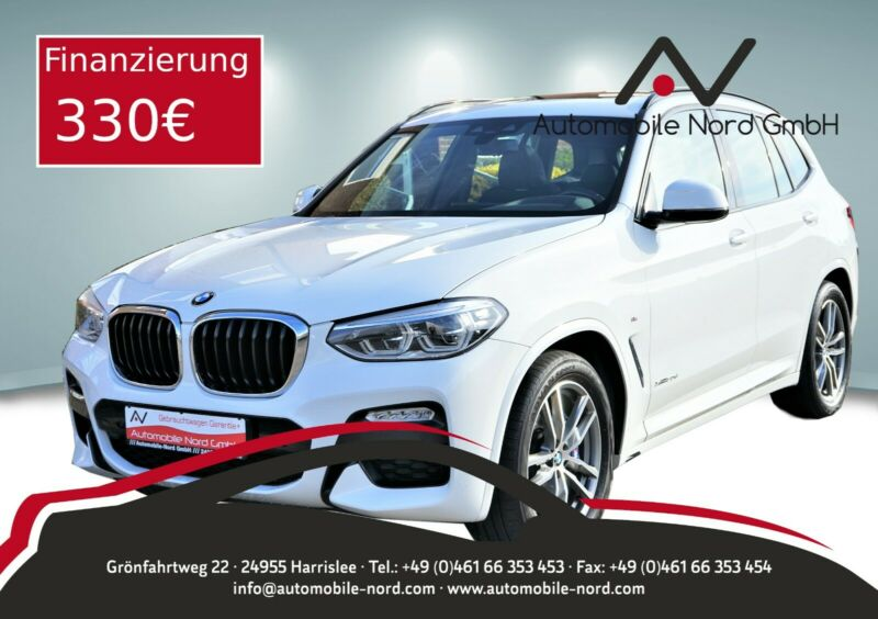 BMW  X3 xDrive 30 d M Sport Panorama Ambiente Light