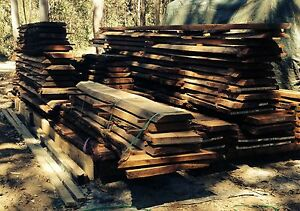 TIMBER SLABS DISCOUNTED IRON BARK SLABS Elimbah Caboolture Area Preview
