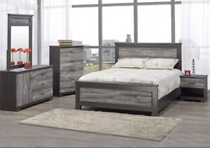 BEDROOM SET 8 PCS BRRRAND NEEWW