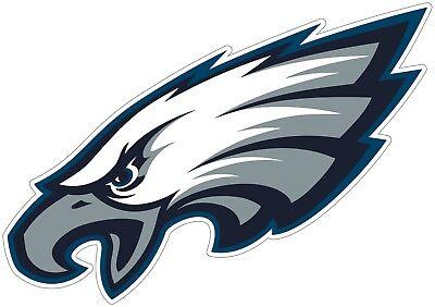 - Philadelphia Eagles NFL Color Die Cut Vinyl Decal - You Choose Size 3