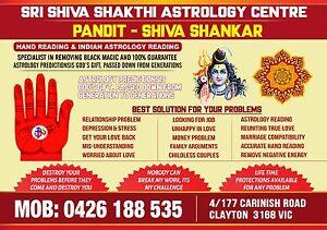 Shiva Shakthi Astrology Centre: Clayton Clayton Monash Area Preview