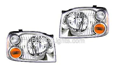 TIFFIN ALLEGRO BUS 2004 2005 2006 PAIR HEADLIGHTS HEAD LIGHTS FRONT LAMPS RV