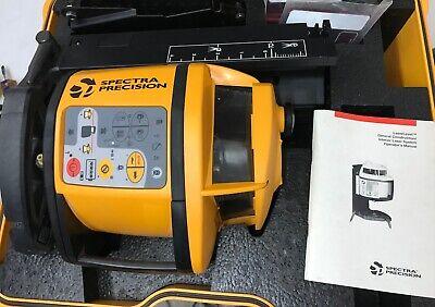 Spectra Precision 1480 Laser Level
