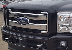 Ford Grill - wrapped. 2016