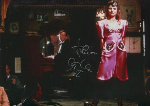 """Hanna Schygulla """"Lili Marleen"""" signed 8x12 inch photo autograph"""