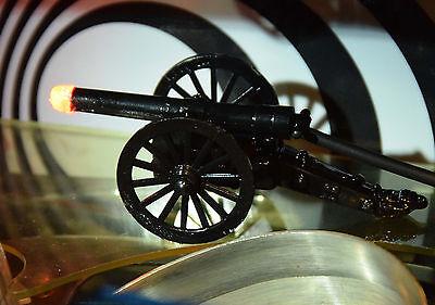 Twilight Zone Pinball Machine Lighted Cannon Mod