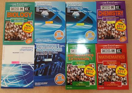 HSC Mathematics and Science Textbooks