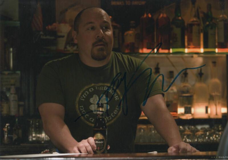 Jon Favreau Autogramm signed 20x30 cm Bild