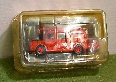 DEL PRADO FIRE ENGINES OF THE WORLD 1:50 1946 FOURGON D'INCENDIE LAFFLY