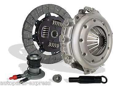CLUTCH KIT AND SLAVE FOR 88-92 FORD BRONCO F150-350 E150-350 ECONO 4.9 5.0L 5.8L