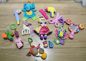 Assorted Baby Soft Toys