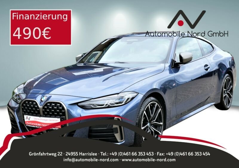 BMW 4 Coupe M440i xDrive Laser*Head-up-Display