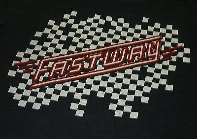 Fastway 1983 Original  Fast Eddie Clarke Motorhead   T Shirt   Very Rare