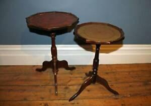 Vintage Wine Tables