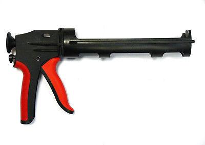 Pistola Selladora 310ml Profesional, Plástico, Prensa de Silicona