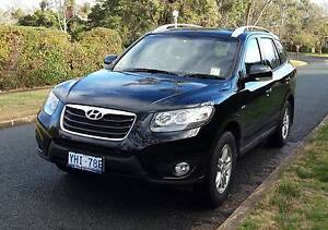 2011 Hyundai Santa Fe Elite Automatic (4x4), Diesel  **Low Kms** Forrest South Canberra Preview