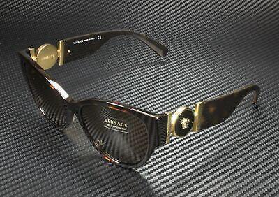 VERSACE VE4368A 108 73 Havana Brown 56 mm Women's Sunglasses