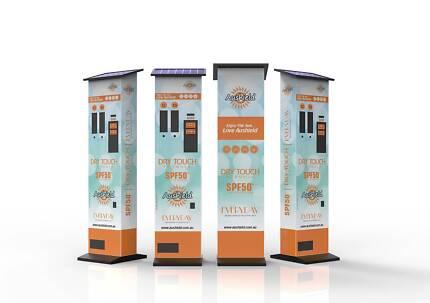 Aushield Vending Machines West Perth Perth City Preview