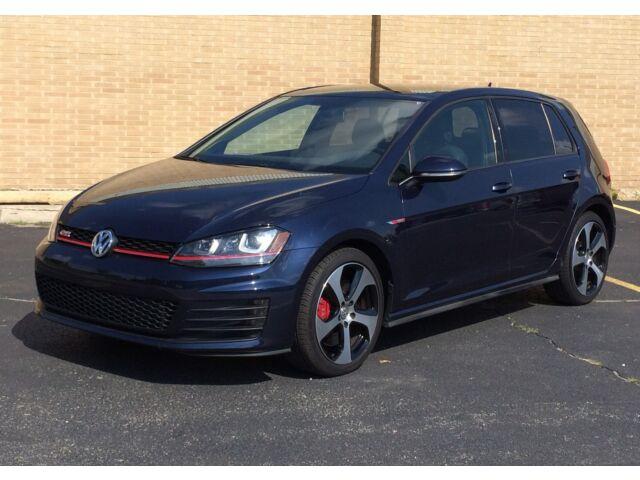 Image 1 of Volkswagen: Golf GTI…