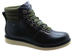 Timberland-Abington-Woolrich-GTX-GoreTex-Hombre-Botas-De-Excursionista-Negro