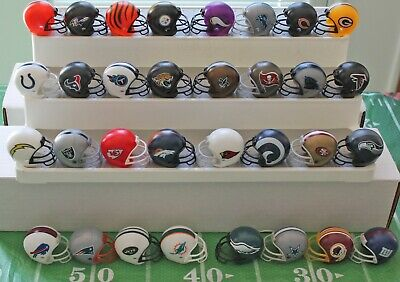 Complete Set of NFL Gumball Helmets (32 Teams) Free Shipping