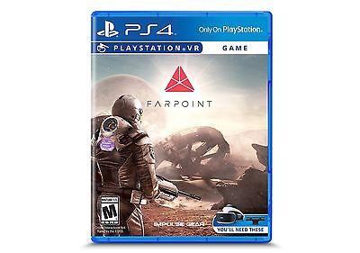 Farpoint  Playstation 4