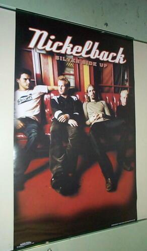NICKELBACK Silverside Vintage LP Poster