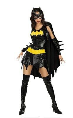 t Sexy Superhero Halloween Batwoman Fancy Dress. Size Medium (Batwoman Halloween-kostüme)
