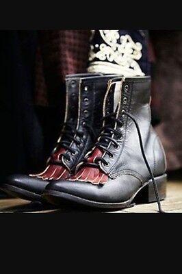 Steve Madden Freebird Boots sz 7