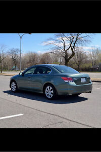 2009 Honda Accord EXL Mint Condition Low Kms OBO