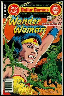 DC Comics WONDER WOMAN Spectacular 1978 FN 6.0