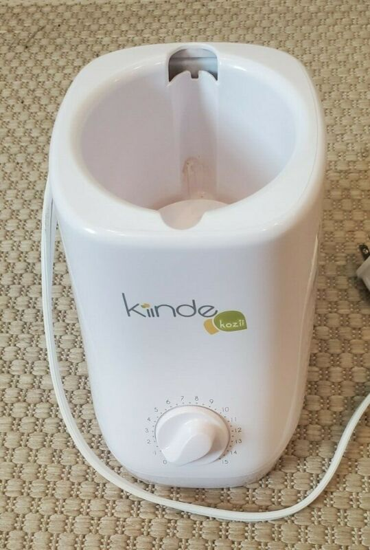 Kinde Kozii Bottle and Milk Warmer with Auto Shut Off Timer TESTED