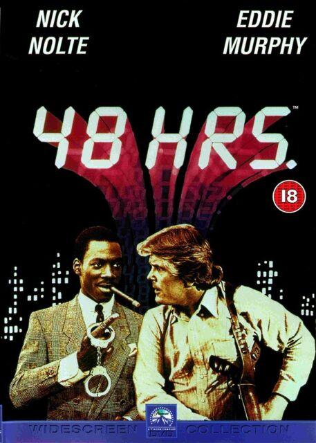 DVD NUR 48 STUNDEN # Eddie Murphy, Nick Nolte ++NEU