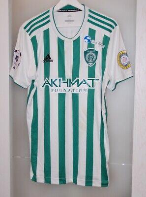 Match worn shirt Akhmat Grozny Russia Ravanelli Brazil unwashed size M image