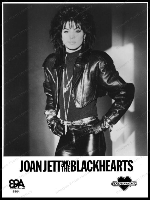 8x10 Print Joan Jett & The Blackhearts #5501017