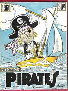 1960 Pirates Yearbook