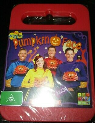 Halloween The Movie Songs (The Wiggles Pumpkin Face (Halloween Songs) (Aust Region 4) DVD - New)