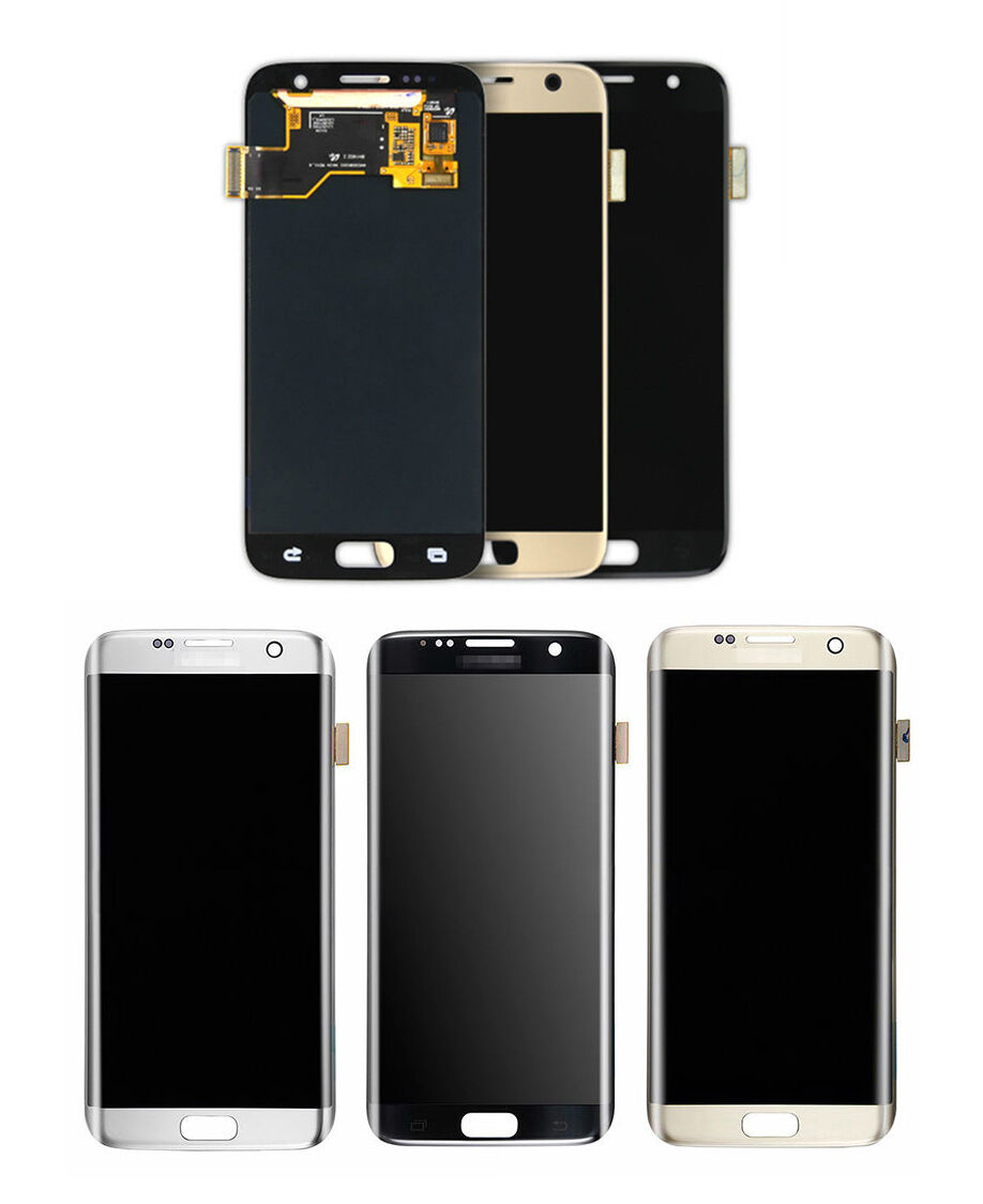 LCD Display Touch Screen Digitizer Replacement for Samsung Galaxy S7 / S7 Edge