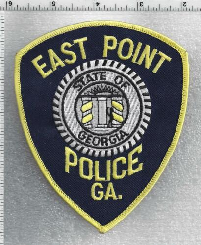 East Point Police (Georgia) 4th Issue Shoulder Patch
