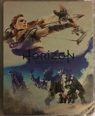 Horizon: Zero Dawn -- Collector's Edition STEELBOOK ONLY NO GAME
