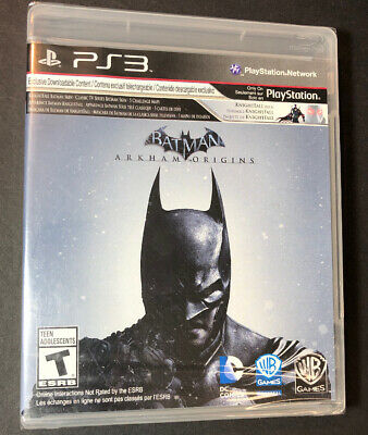 Batman [ Arkham Origins ] (PS3) NEW for sale  Shipping to Nigeria