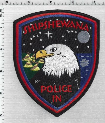Shipshewana Police (Indiana) 2nd Issue Shoulder Patch
