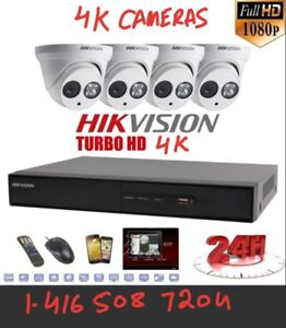 Hikvision 5MP or 4K Turbo HD Cctv Security Camera