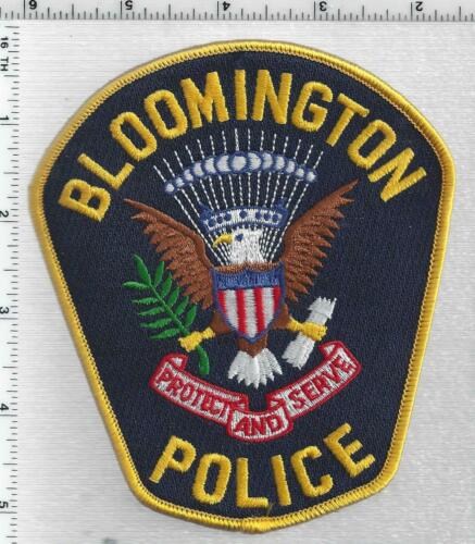 Bloomington Police (Minnesota) 2nd Issue Shoulder Patch