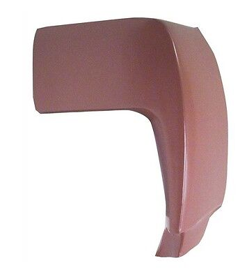 Ford Mustang Quarter Panel Extension - NEW! 1969 Ford Mustang quarter Panel 1/4 extension right hand side fastback