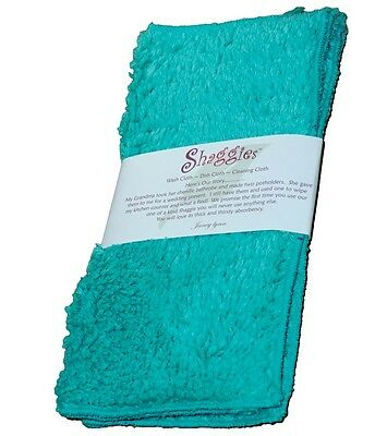 Janey Lynn Designs Turquoise Shaggies 10
