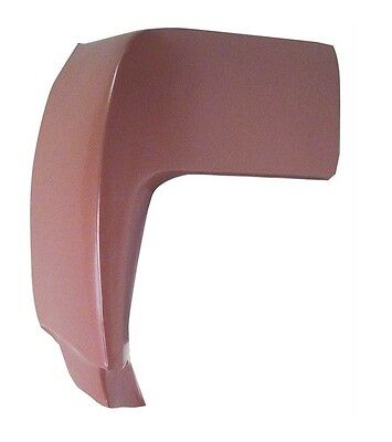 Ford Mustang Quarter Panel Extension - NEW! 1969 Ford Mustang quarter Panel 1/4 extension Left hand side fastback